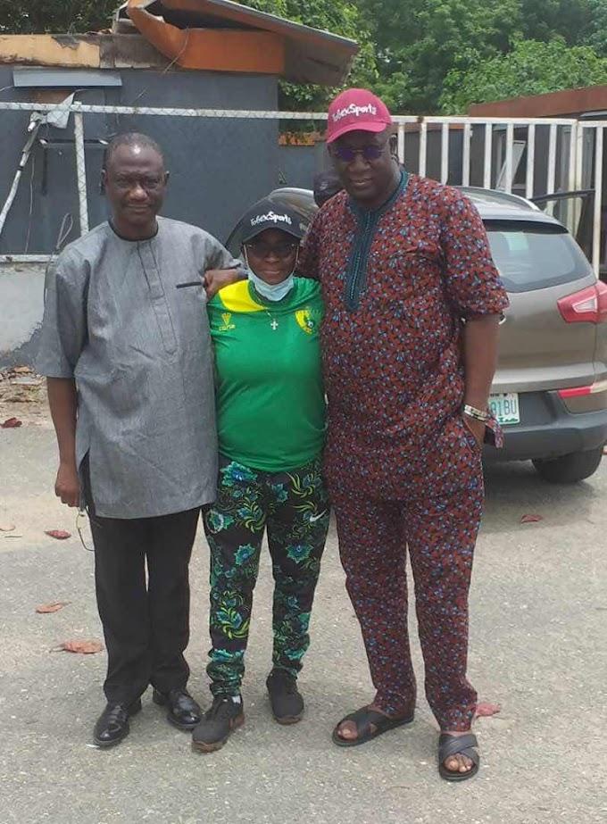 Lagos SWAN Election: Edoreh, Oyeleke, Oshundun endorses Tobe-Chukwu