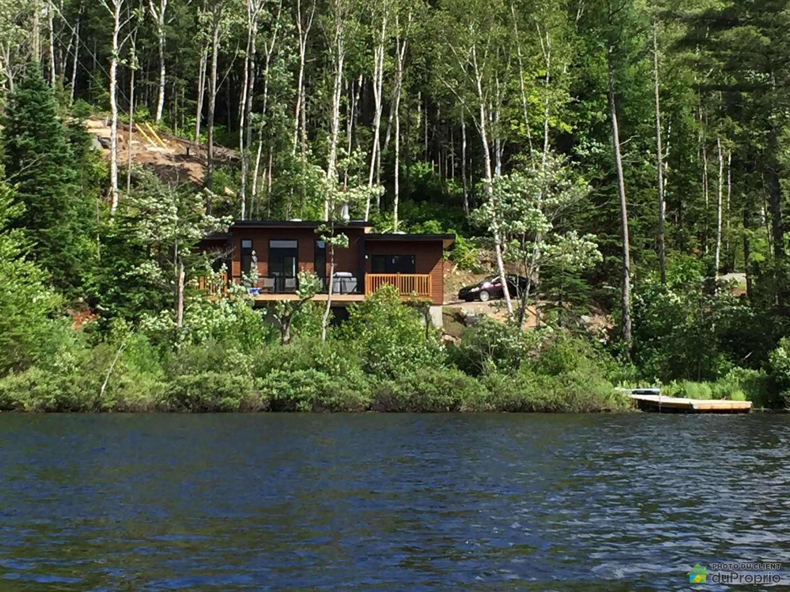 Waterfront cottages for rent in Lanaudiere #10