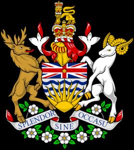 Huy hiệu British Canada