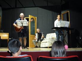 Stefano, Pino e Giuseppe