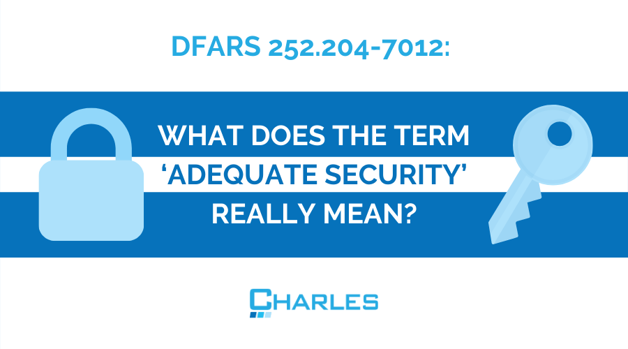What Does the Term 'Adequate Security' Really Mean?