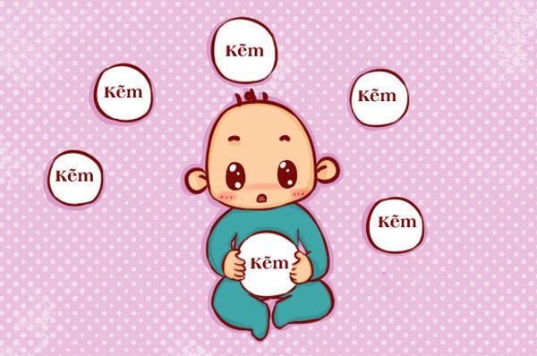 Kẽm thúc đẩy thai nhi phát triển toàn diện