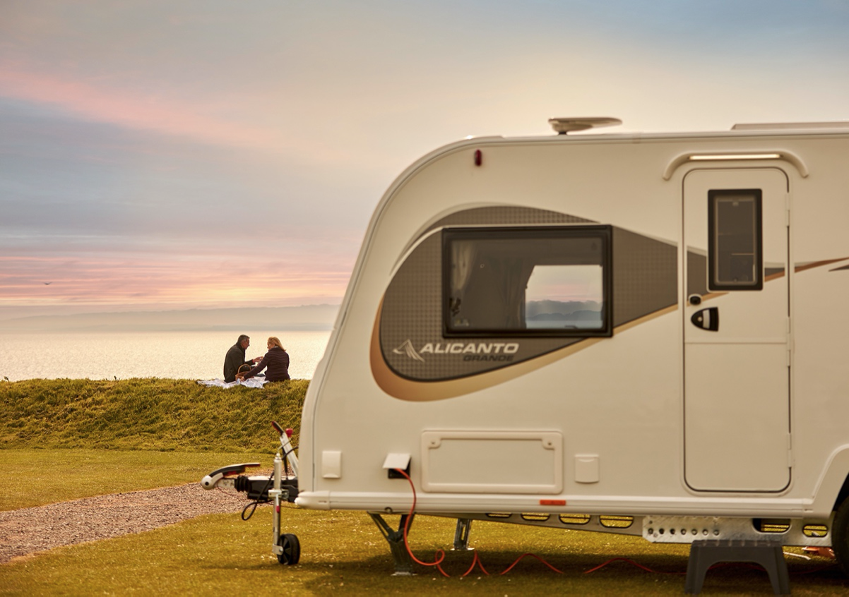 Staycation Goals | Holidaying In The UK With Raymond James Caravans Lovelaughslipstick Blog