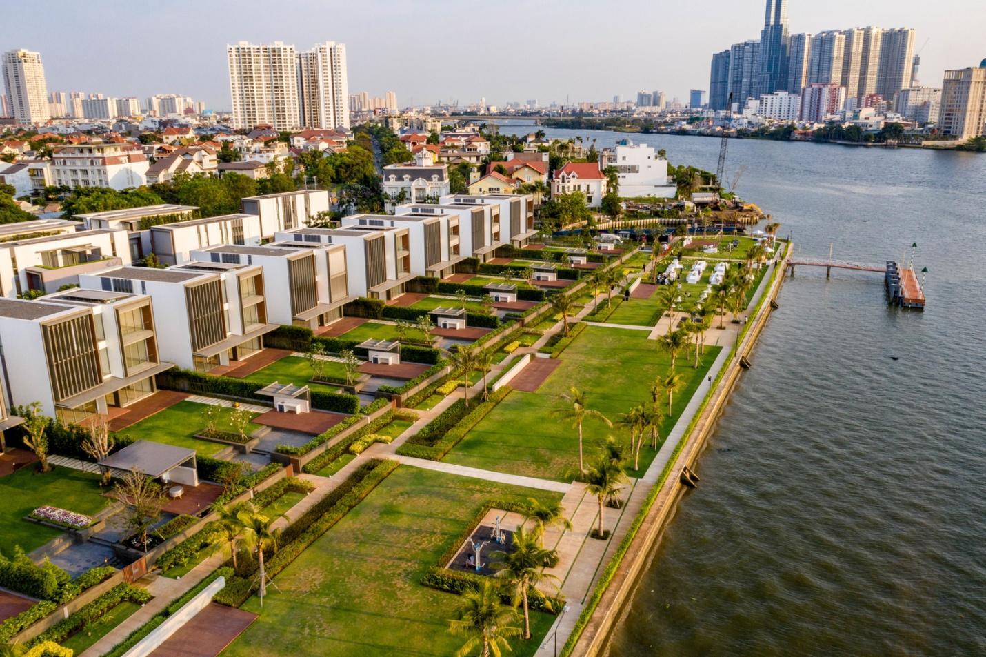 Saigon Garden Riverside Village dự án tâm đắc của chủ đầu tư Hưng Thịnh