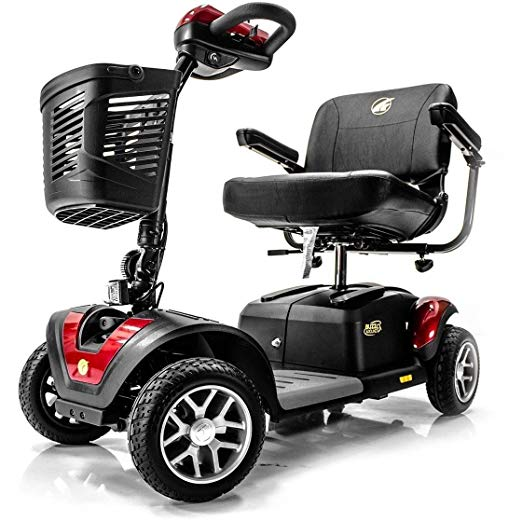 image of Buzzaround mobility scooter