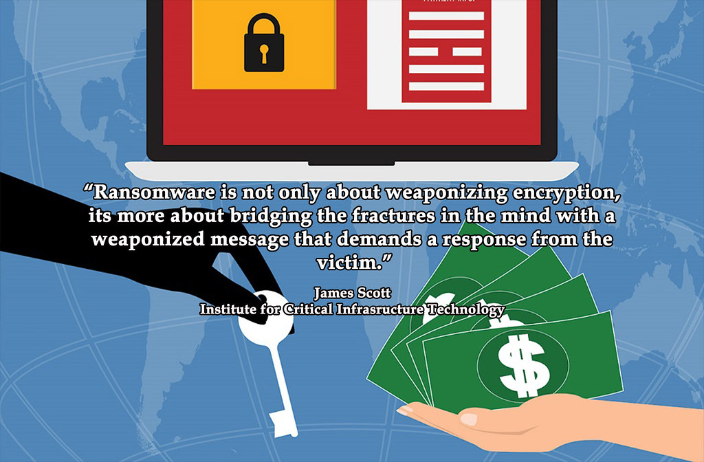 quote about ransomware
