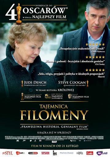 Polski plakat filmu 'Tajemnica Filomeny'