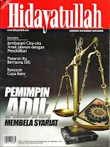 emajalah Hidayatullah Edisi Sep 2014