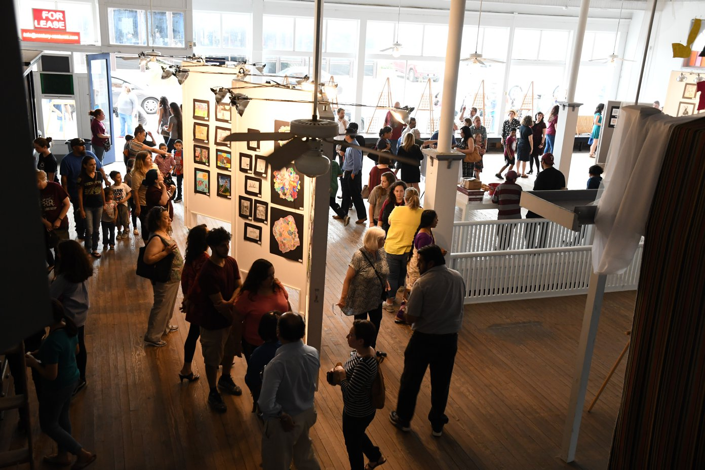 LISD art show at Masur Gallery