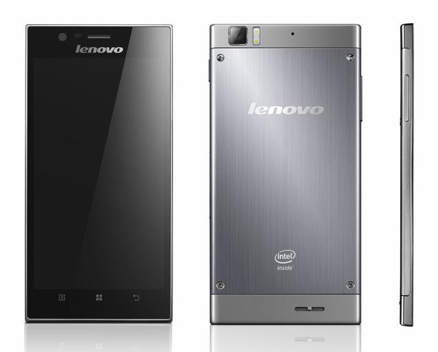 Lenovo K900 - Spesifikasi Lengkap dan Harga - Ponsel Prosesor Intel