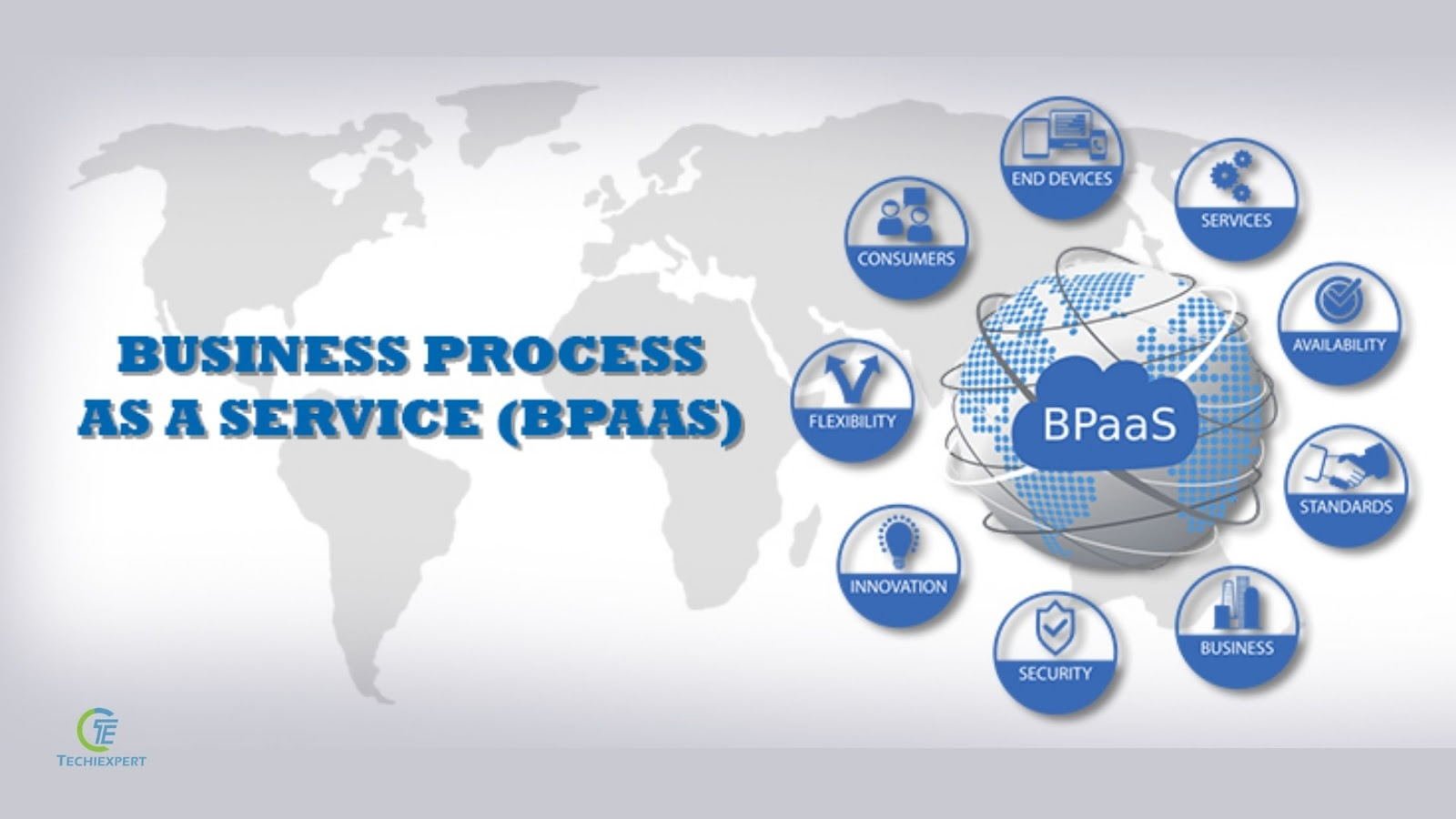 BPaaS: Business Process as a Service