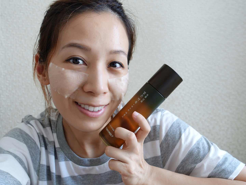 高效鎮靜強化肌膚♡TONYMOLY江華島藥艾神奇力量
