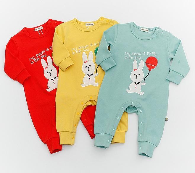 Kombinezon dresowy dla niemowlaka na jesień 4