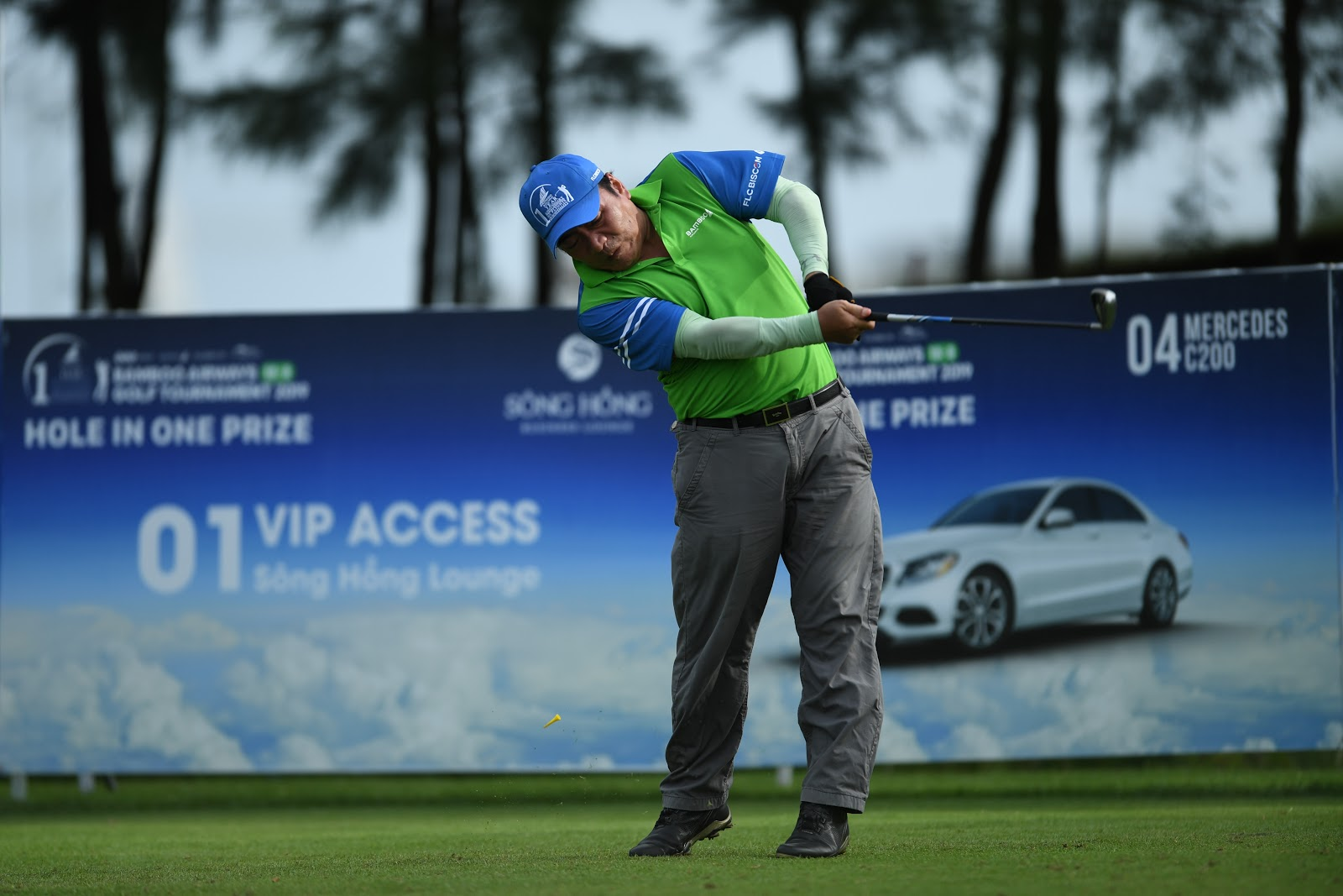 Golfer tại giải Golf Tournament 2019