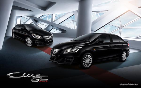 ราคาเเละ ตารางผ่อน Suzuki Ciaz GL Plus