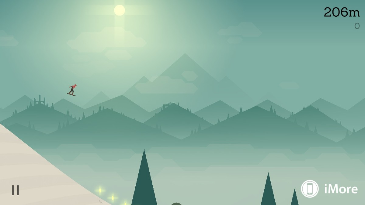 Alto's Adventure, games, alto's, adventure, ios, apps
