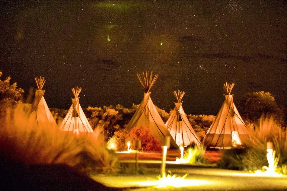 Glamping bandung - Ciwidey Valley Resort