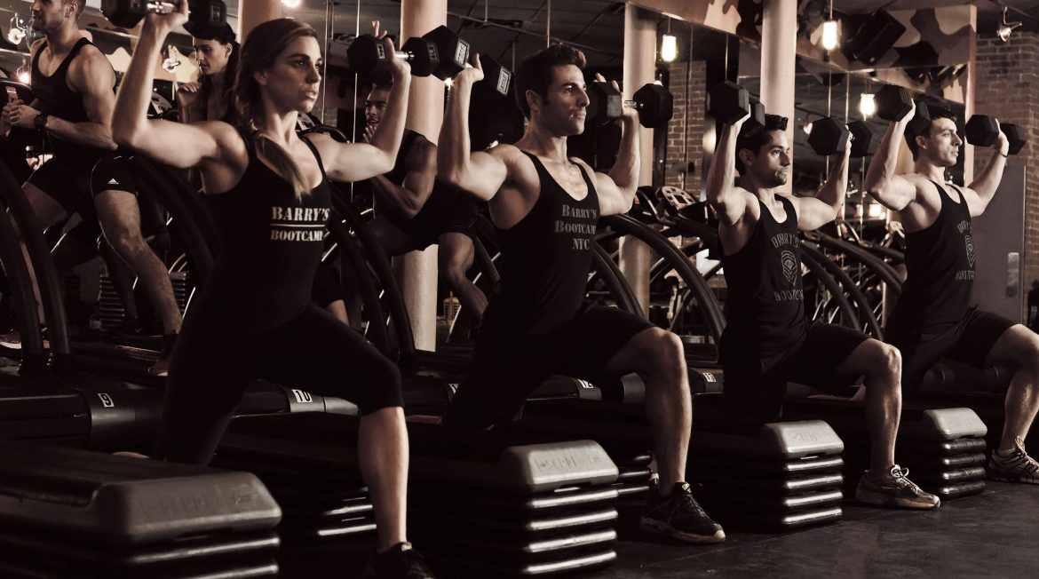 Barry's Bootcamp | GoSweat | The 5 Best Bootcamps in South London