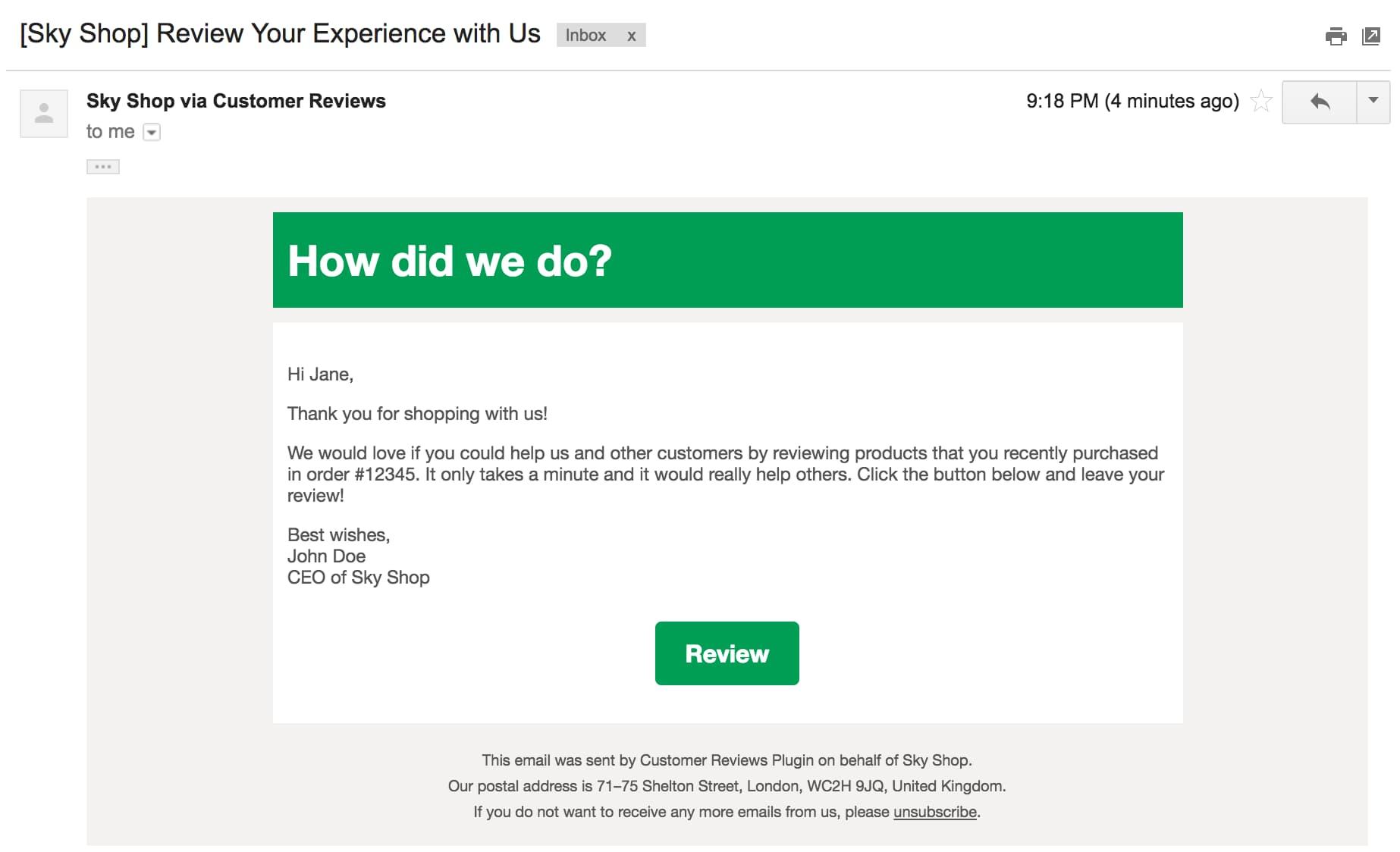 Best WordPress Plugins: Customer Reviews for WooCommerce