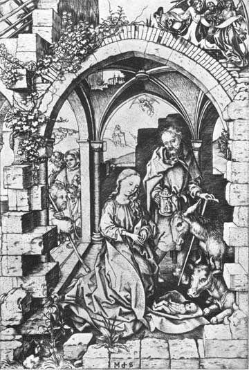 Image result for nativity renaissance