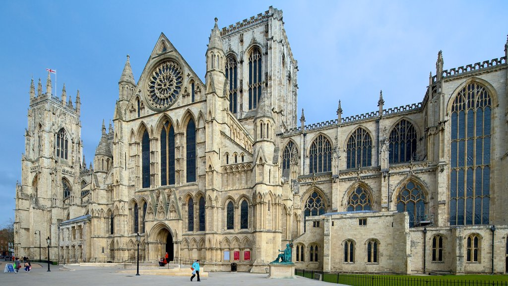 York Cathedral, By Tourism Media | Expedia