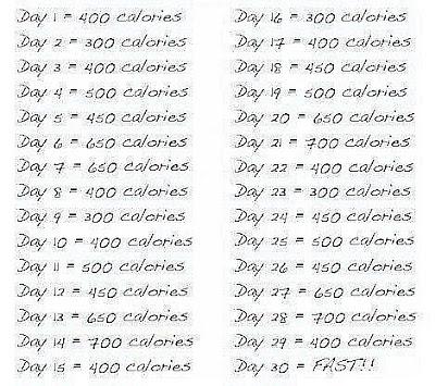 Диета abc, -30 кг, 50 дней. Отзывы.