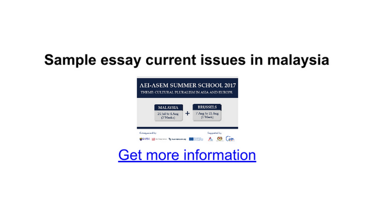 sample essay current issues in google docs
