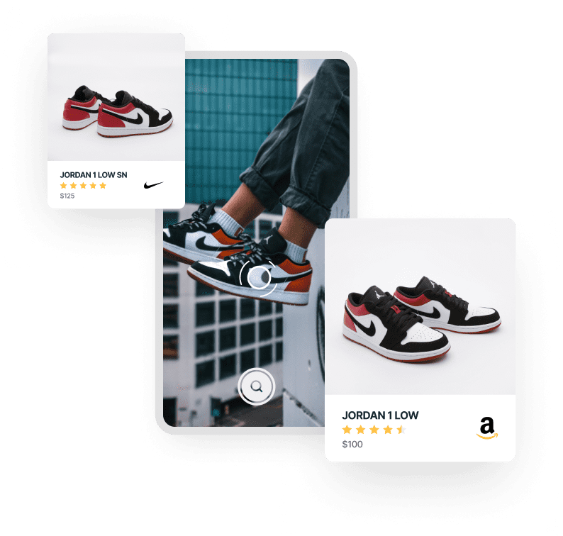 Visual Search - ecommerce trend 2021