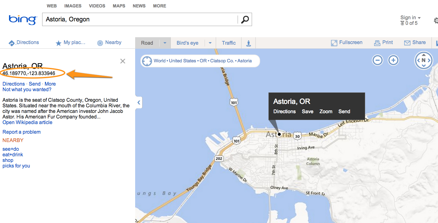 a basic twitter geocode search how-to | think disaster: a