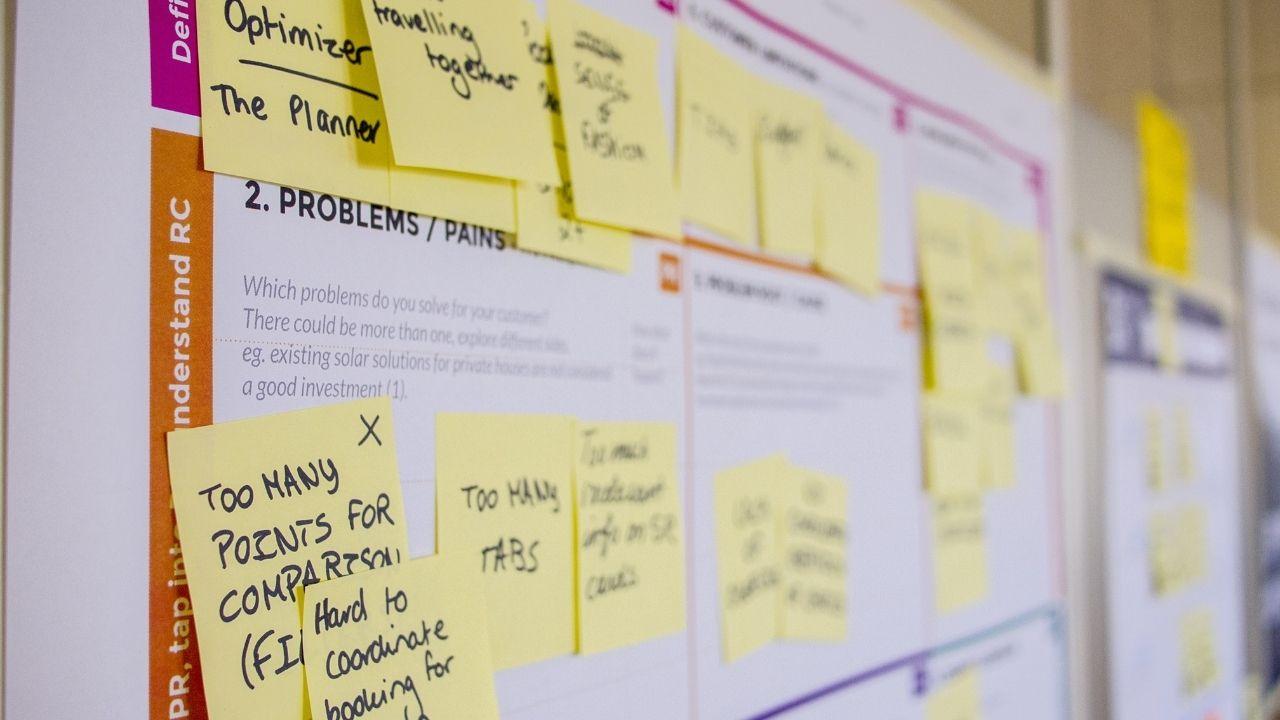 Les différentes étapes du design thinking