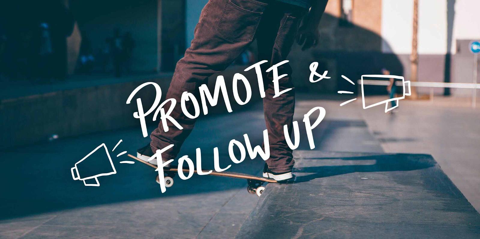 promote your workshop