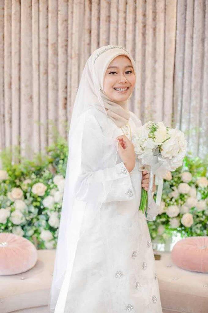 Kain brocade yang sesuai untuk nikah, tunang dan hari raya