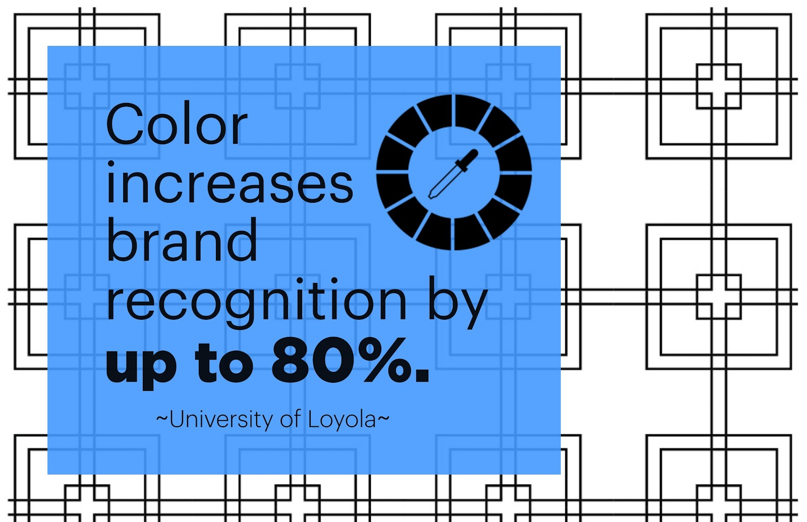 brand recognition for marketing case studies