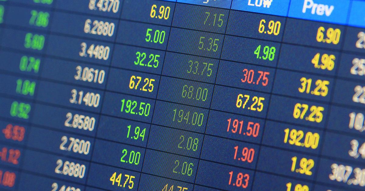 Thị trường giao dịch tiền tệ lớn nhất thế giới
