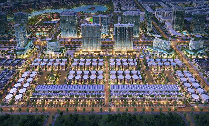 Đông Tăng Long dự án đô thị tiềm năng