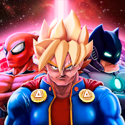 Superheroes League – Free fighting games