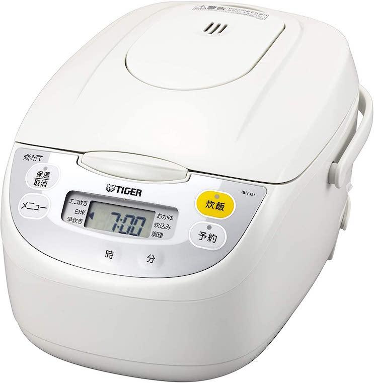 タイガー魔法瓶炊飯器マイコンJBH-G101