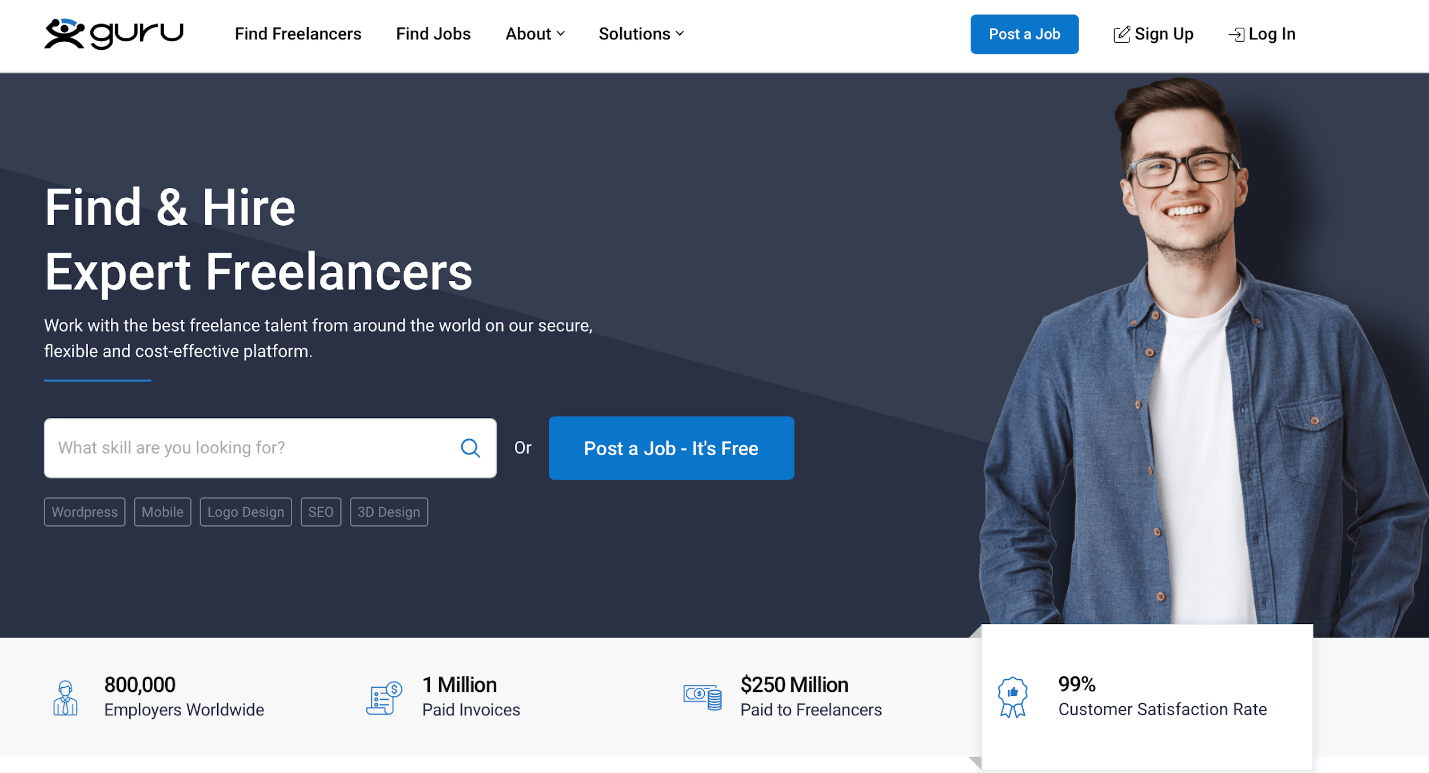 How to Become a Freelancer, How to Start at Odesk and Find Jobs at  Freelance Sites| ByteScout