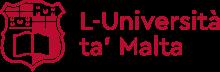 University of Malta branding logo as of 2018.svg