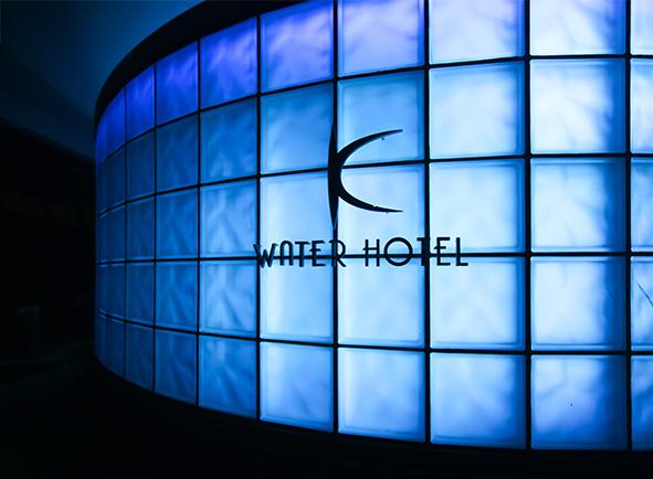 WATER HOTEL K