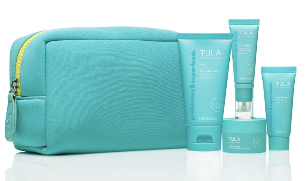 Best Travel Beauty Products - - tula
