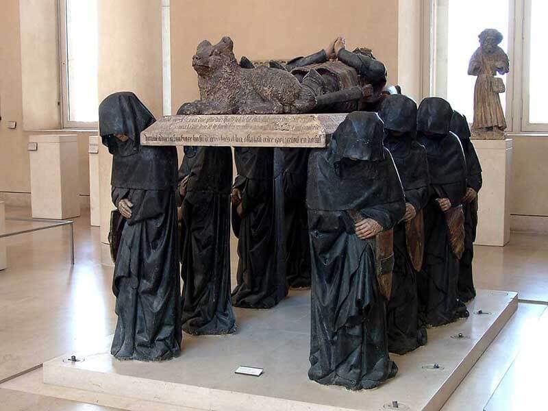 Conjunto funerario Tumba de Philippe Pot