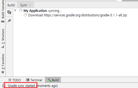 Windows에서 Android 개발 환경 준비하기(Android Studio 설치) :: 멈춤