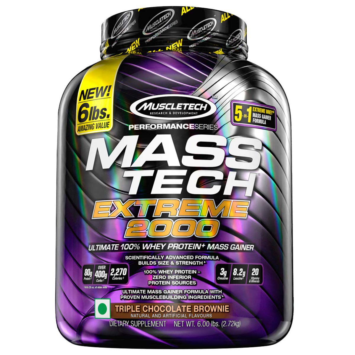 Muscletech Performance Series Mass Gainer