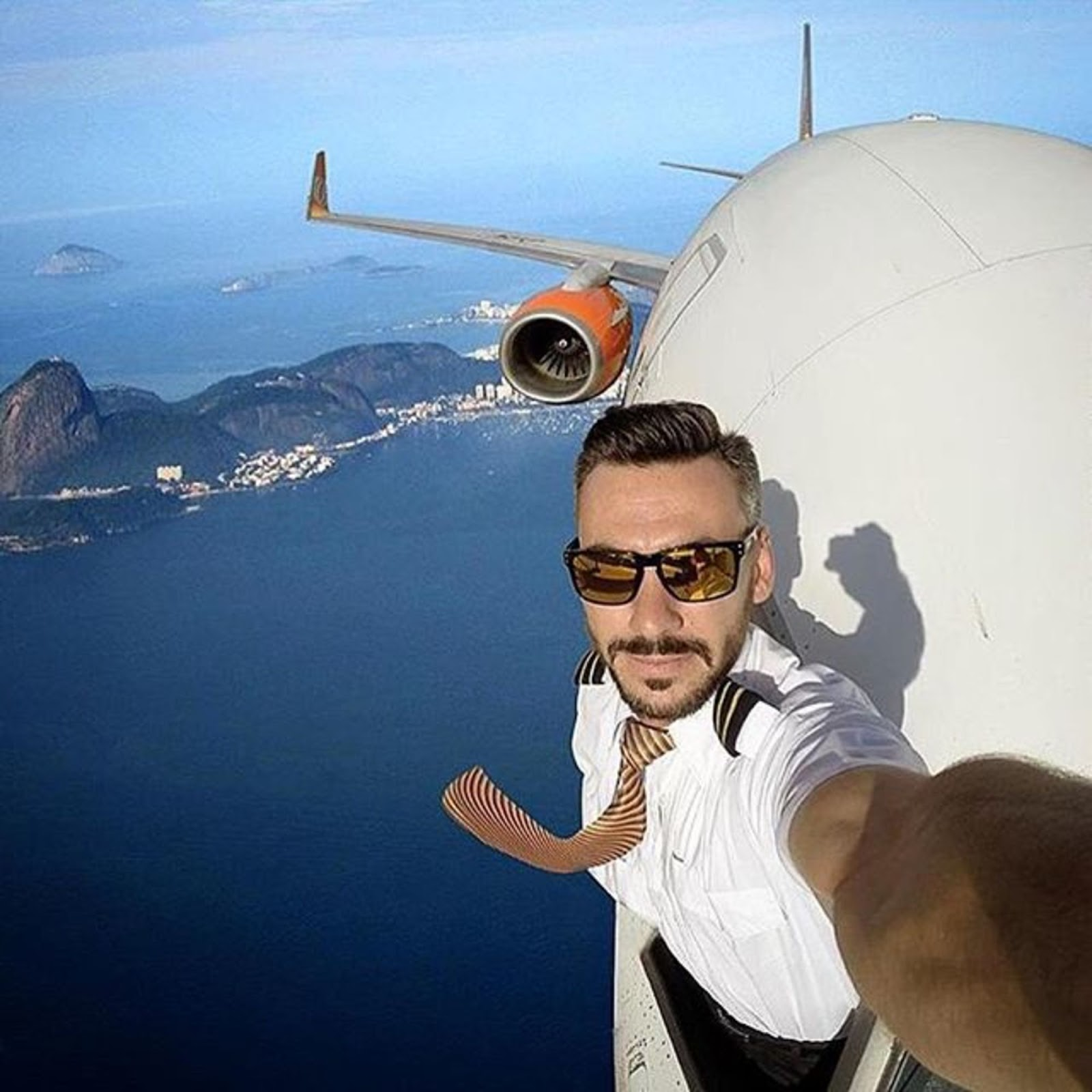 Image result for pilote in a plane picture