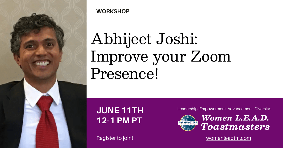 improve your zoom presence