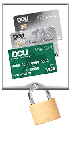 DCU Card