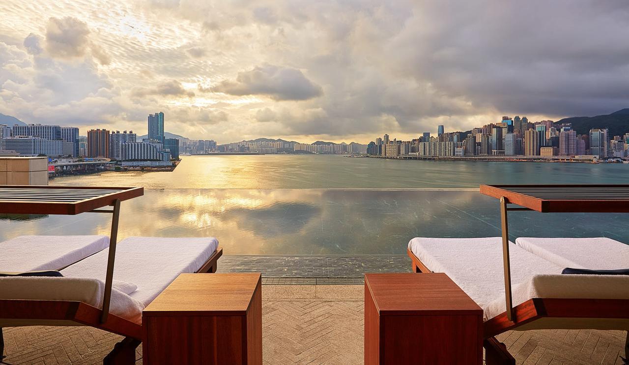 Rosewood Hong Kong 尖沙咀酒店 Infinity Pool