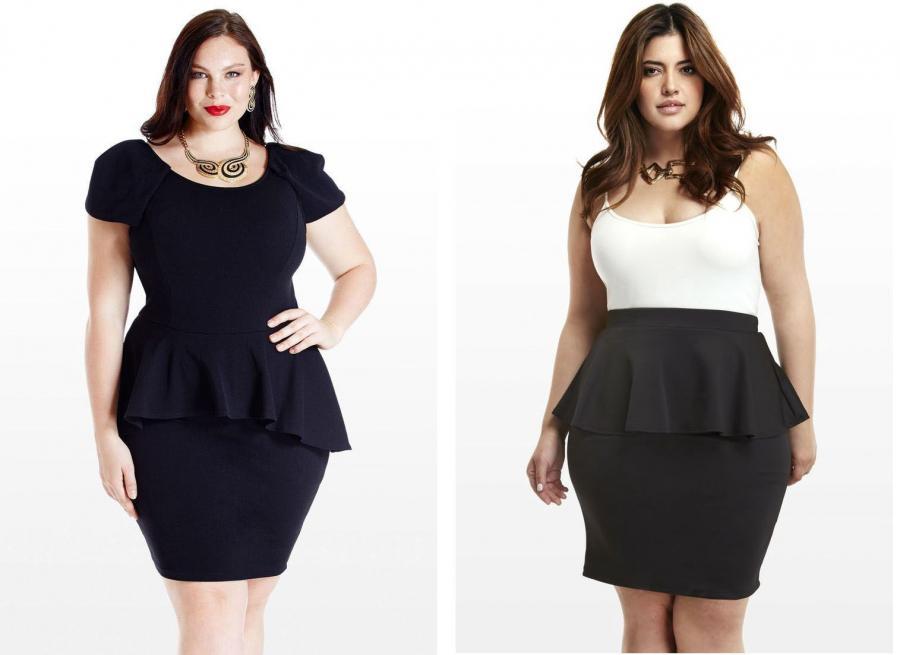 Hướng dẫn cách kết hợp váy cho người béo