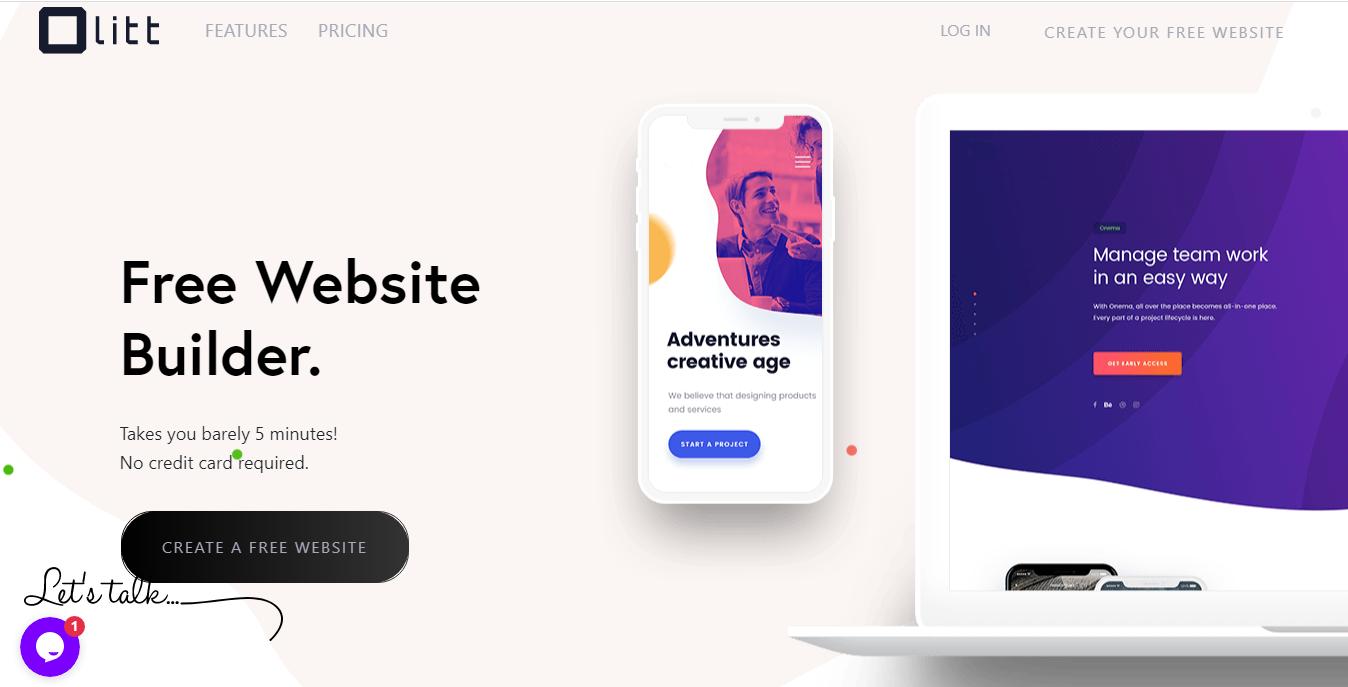 Best Website Builder In India